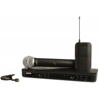 Shure BLX 1288E CVL PG58 PG Wireless Analog Combo