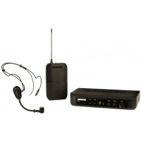 Shure BLX 14E PG31 M17 PG Wireless Analog Present