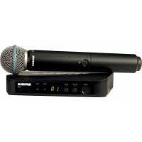 Shure BLX 24 E B58 M17 Beta Wireless Analog Vocal
