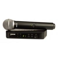 Shure BLX 24 E PG58 M17 PG Wireless Analog Vocal
