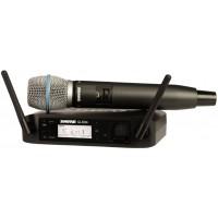 Shure GLXD 24 E B87A Z2 Beta Wireless Digital Voc