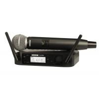 Shure GLXD 24 E SM58 Z2 SM Wireless Digital Vocal