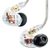 Shure SE 535 CL Clear   Transparent