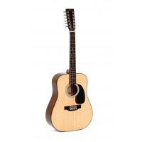 Sigma DM12 1ST  Akustikgitarre inkl  Gigbag