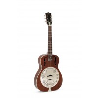 Sigma RM140E  Resonator Akustikgitarre inkl  Gigba