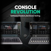 Softube Console 1 MKII inkl  British Class A
