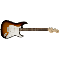 Squier Affinity Stratocaster Brown Sunburst Laurel