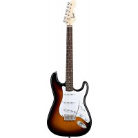 Squier Bullet Strat Brown Sunburst RW