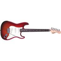 Squier Standard Stratocaster Cherry Sunburst RW