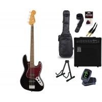 Starterset E Bass Squier CV 60s Jazz B  LRL Black