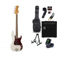 Starterset E Bass Squier CV 60s Precision B  OW
