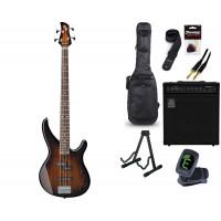 Starterset E Bass Yamaha TRBX 174 EW TBS