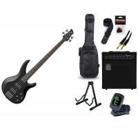 Starterset E Bass Yamaha TRBX 304 Black
