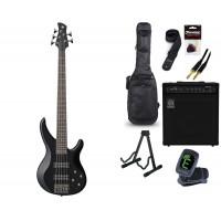 Starterset E Bass Yamaha TRBX 305 Black