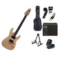 Starterset E Gitarre Dean Custom 350 GN