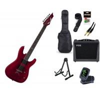 Starterset E Gitarre Dean Custom 350 TRD