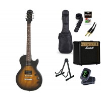 Starterset E Gitarre Epiphone LP Special II VE VSB
