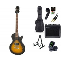 Starterset E Gitarre Epiphone LP Special II VSB