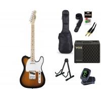 Starterset E Gitarre Squier Affinity TC 2 CSB MN