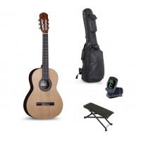 Starterset Konzertgitarre Alhambra 1 OP 3 4 610 mm