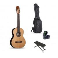 Starterset Konzertgitarre Alhambra 1 OP 7 8 636 mm