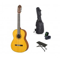 Starterset Konzertgitarre Yamaha CG 142 S