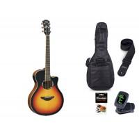 Starterset Westerngitarre Yamaha APX 500 III VS