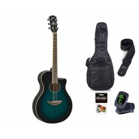 Starterset Westerngitarre Yamaha APX 600 OBS