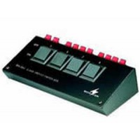 Switchbox 4 fach Klemmen