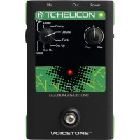 TC Helicon VoiceTone D1 DEMO inkl  Netzteil