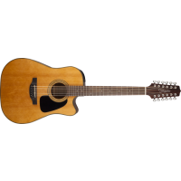 Takamine GD30CE12N Dreadnought Natural Gloss
