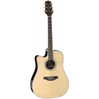 Takamine GD51CENLH2 Dreadn Cutaway Natural Lefthan
