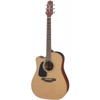 Takamine P1DCLH Dreadnought Natural Satin