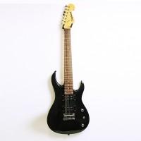 Tanglewood 7 String Guitar black