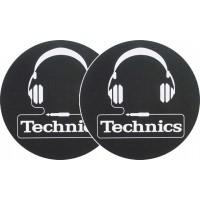 Technics Slipmats Headphone  Paar