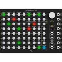 Tiptop Audio Circadian Rhythm Grid Sequenzer black