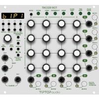 Tiptop Audio Trigger Riot Sequenzer silver