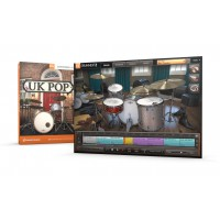 Toontrack EZX UK Pop