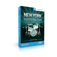 Toontrack SDX New York Studios Vol  2