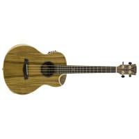 Traveler Guitars Redlands Concert Bass Koa