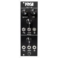 Twisted Electrons AY3 Module