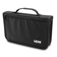 UDG DIGI Wallet Small Black Orange U9982BL OR