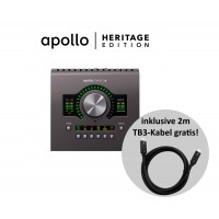 Universal Audio Apollo Twin X DUO Heritage   Kabel