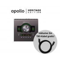 Universal Audio Apollo Twin X QUAD Heritage  Kabel