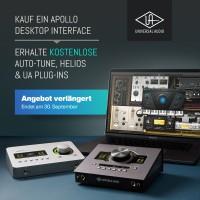 Universal Audio Apollo Twin X QUAD Heritage PROMO