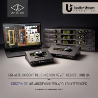 Universal Audio Apollo X16 PROMO