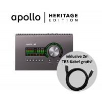 Universal Audio Apollo X4 Heritage Edition   Kabel