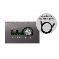 Universal Audio Apollo X4   gratis TB3 Kabel PROMO