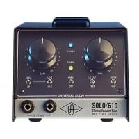 Universal Audio Solo 610 Classic Tube Mic Pre