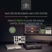 Universal Audio UAD 2 Quad Custom PCIe PROMO